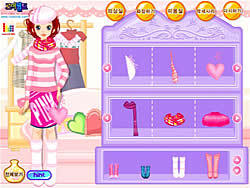 Girl Makeover game