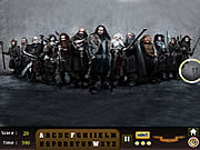 The Hobbit - Find the Alphabet game