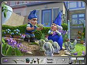 Juega al juego gratis Gnomeo and Juliet - Hidden Objects