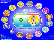 Rock, Paper, Scissor 25 game