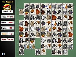 Dog Mahjong 2 game