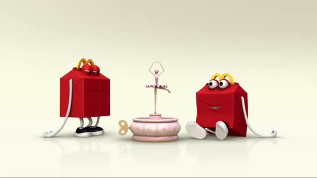 Watch free video McDonald's TV Commercials Happy Meal