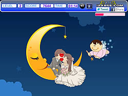 Kiss on New Moon game