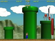 Mario Bsketball Challenge game
