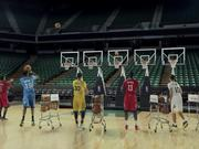 Mira dibujos animados gratis NBA Commercial: Jingle Hoops