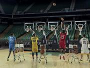 無料アニメのNBA Commercial: Jingle Hoopsを見る
