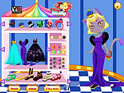 Miss Cat Princess game