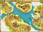 เล่นเกมฟรี Island Tribe 3