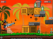 Alien Bottle Buccaneer game
