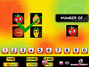 Fruit Tally game