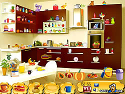 Maglaro ng libreng laro Kitchen