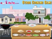 Delicious Gyros Cooking game
