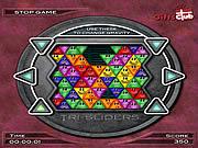 Tri-Sliders game