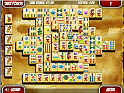 Mahjong Of The 3 Kingdoms game