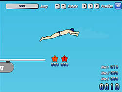 High Dive Hero game