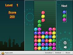 Jogar jogo grátis Firework Columns
