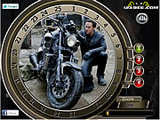 Juega al juego gratis Ghost Rider 2 Find the Numbers