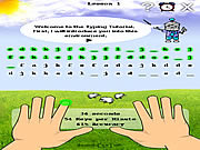 Typing Game Collection game