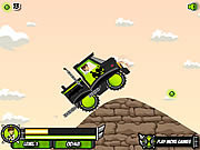 Juega al juego gratis Ben 10 Xtreme Truck