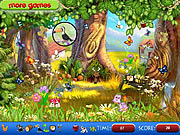 Juega al juego gratis Sweet Garden Hidden Objects