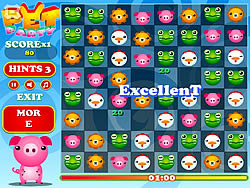 Pet Party game