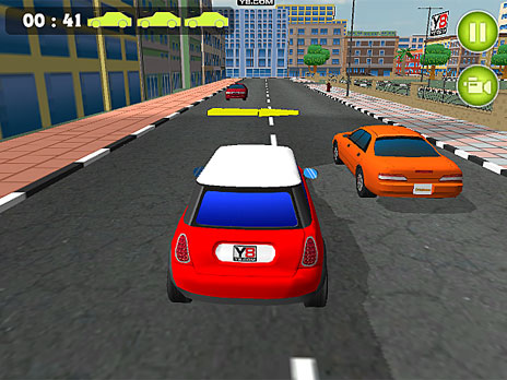 City Parking 3D game