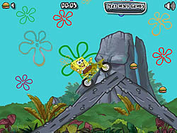 Spongebob Xtreme Bike game