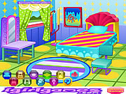 Juega al juego gratis Pink New Bedroom