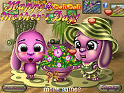 Juega al juego gratis Flowers for Mommy