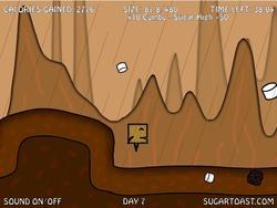 Marshmallow Gorge game