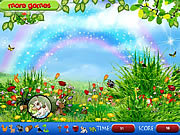 Juega al juego gratis Magic Garden Hidden Object