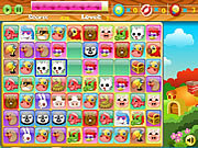 Juega al juego gratis Cute Animals Link