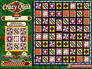 Crazy Quilt game
