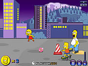 Juega al juego gratis The Simpsons