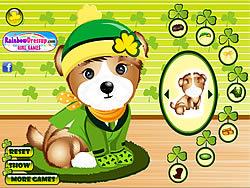 Happy St. Patrick's Day game