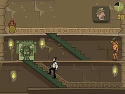 Jouer au jeu gratuit Houdini: The Temple of the Serpent