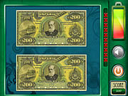 Counterfeit Currency game