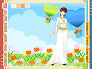 Play Girl Dressup 7 game