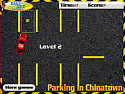 Parking In Chinatown game