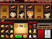 Juega al juego gratis Fastfood Bar