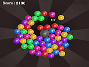 Magnetic Balls game