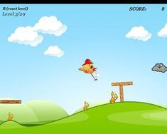 Bird Fireman game