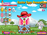 Easter Eggs Decoration game