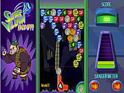 Juega al juego gratis Kim Possible: Super Villain Face-Off