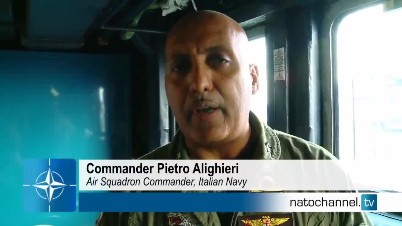 Watch free video NATO Tests navies' crisis response