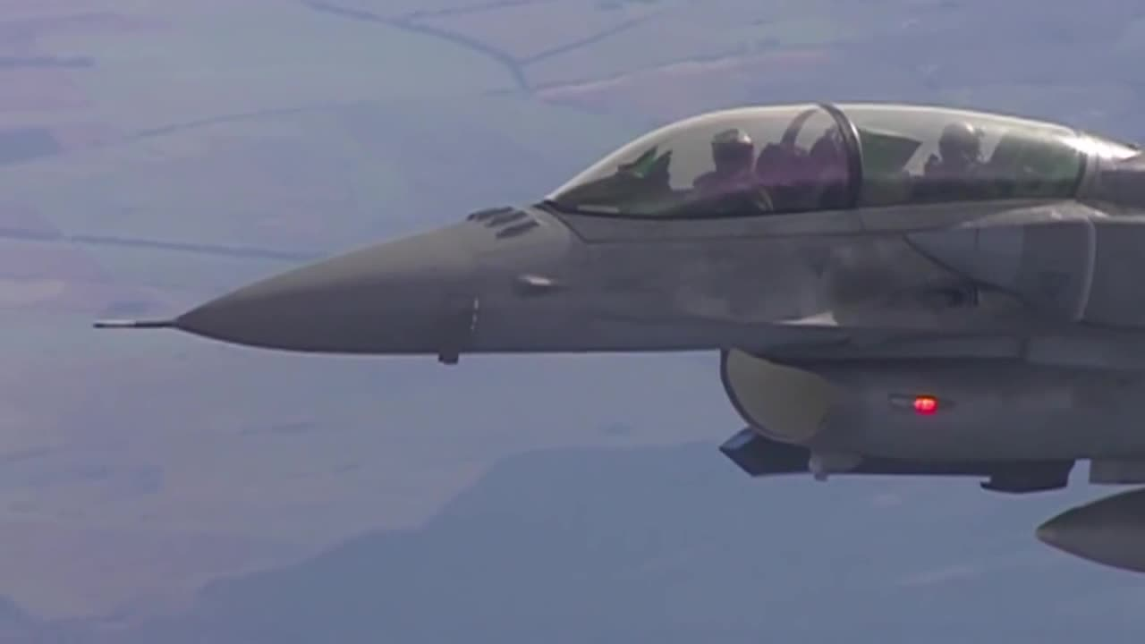 Watch free video NATO and Russian jets Fight Terrorism in the Skies