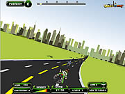 Play Ben 10 Race game