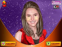 Anna Sophia Celebrity Robb Makeup game