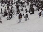 Watch free video Winter Warfare Training in Norway