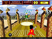 Juego Harry Potter Quidditch